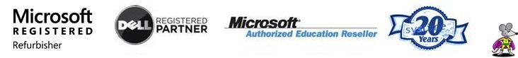 Microsoft Authorized Register Refurbisher
